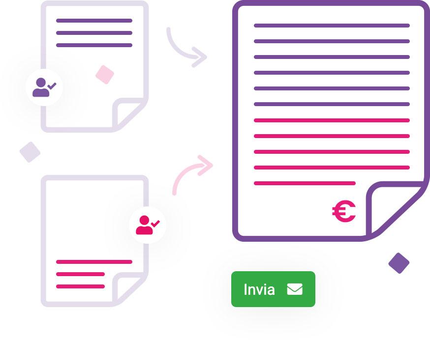 memorizza informazioni aggiuntive relative ai tuoi documenti relatio